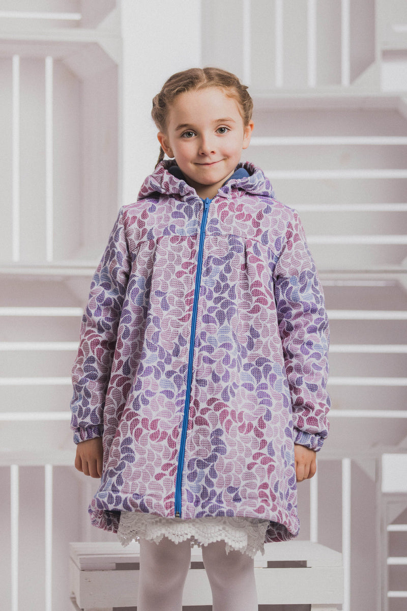 Lenny Lamb Childrens Coats Wrap Scrap - PREORDER
