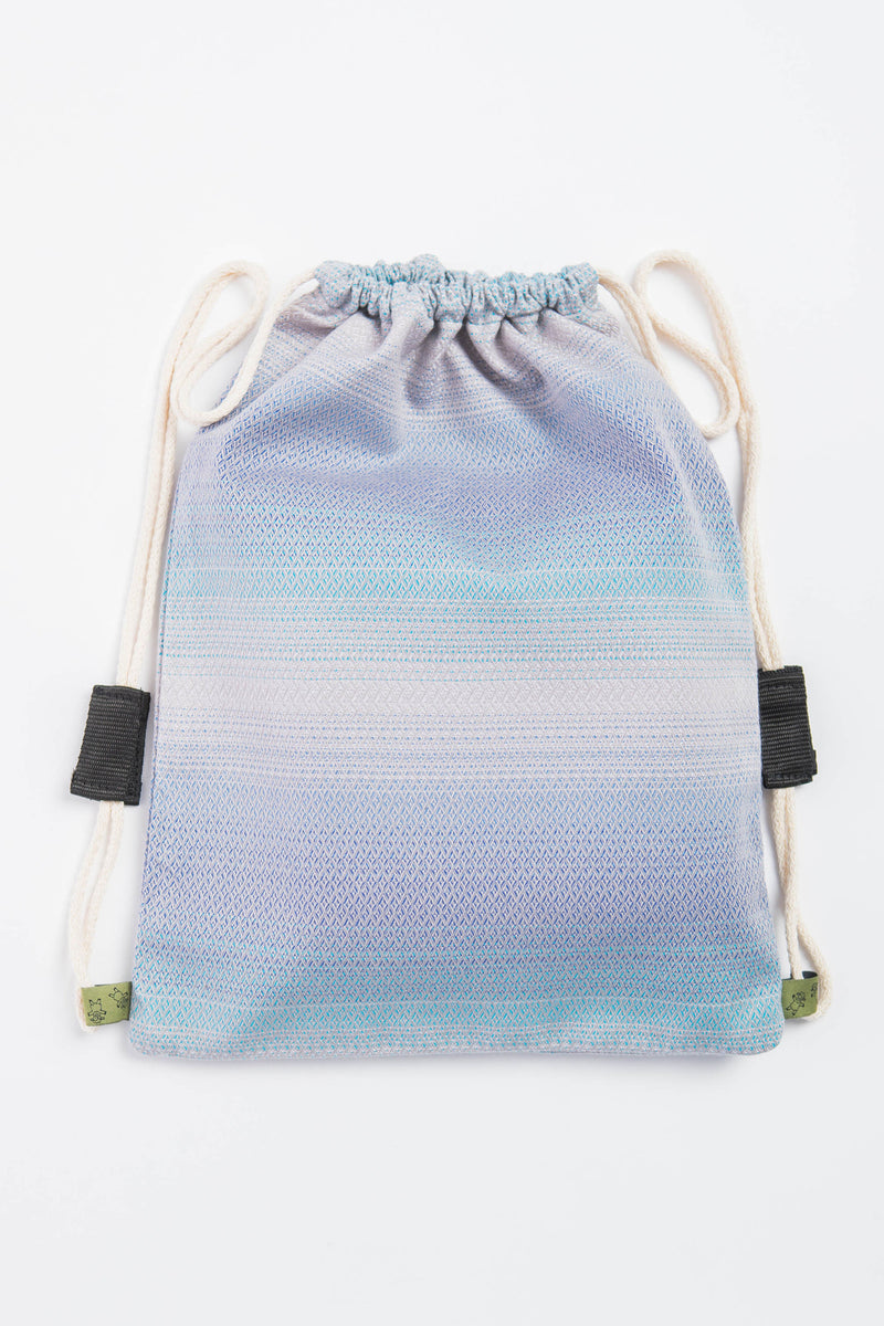 Lenny Lamb Diamond Illusion Light Sackpack