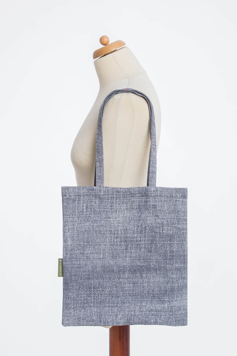 Lenny Lamb Denim Shopping bag