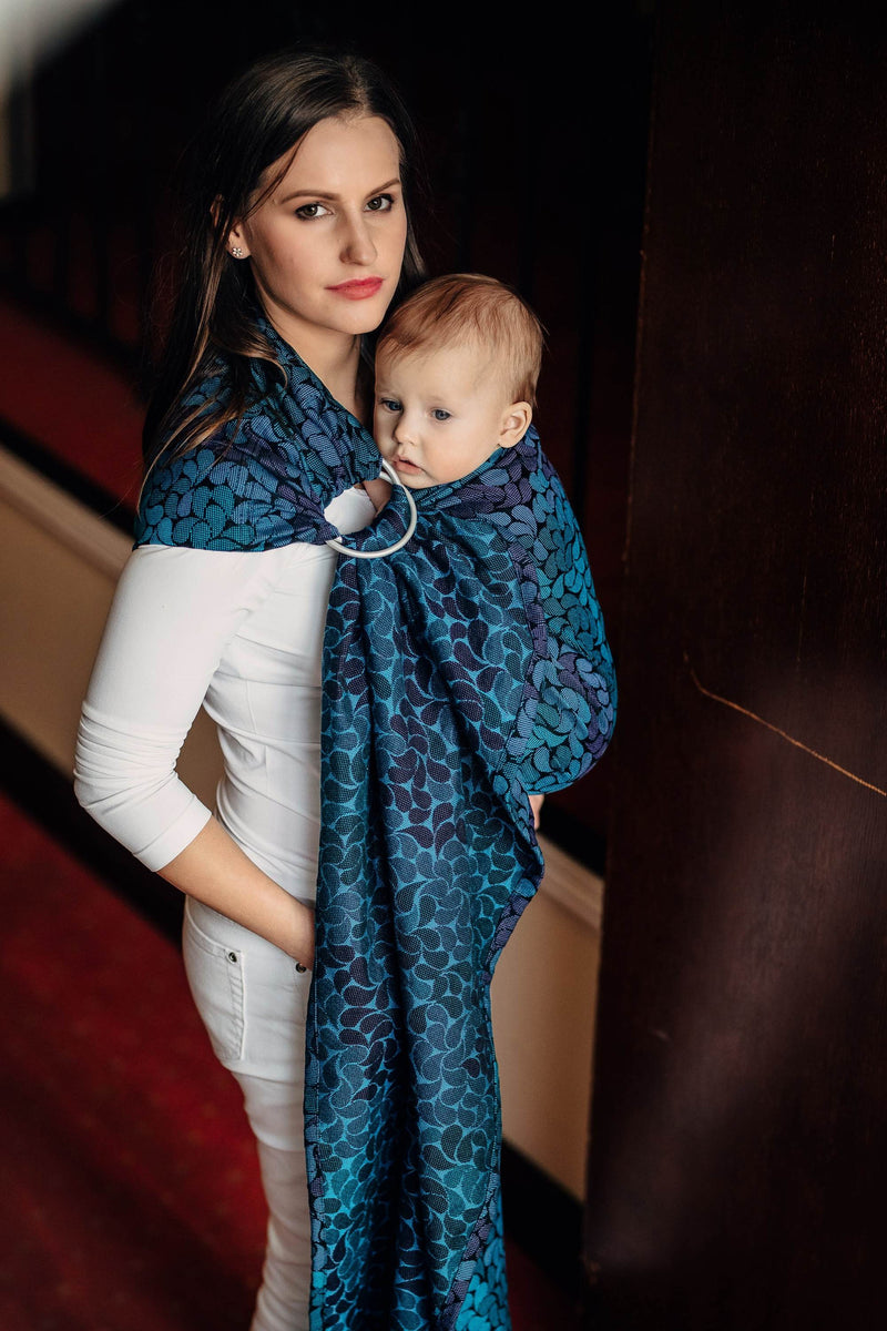 Lenny Lamb Colors of Night Ring Sling