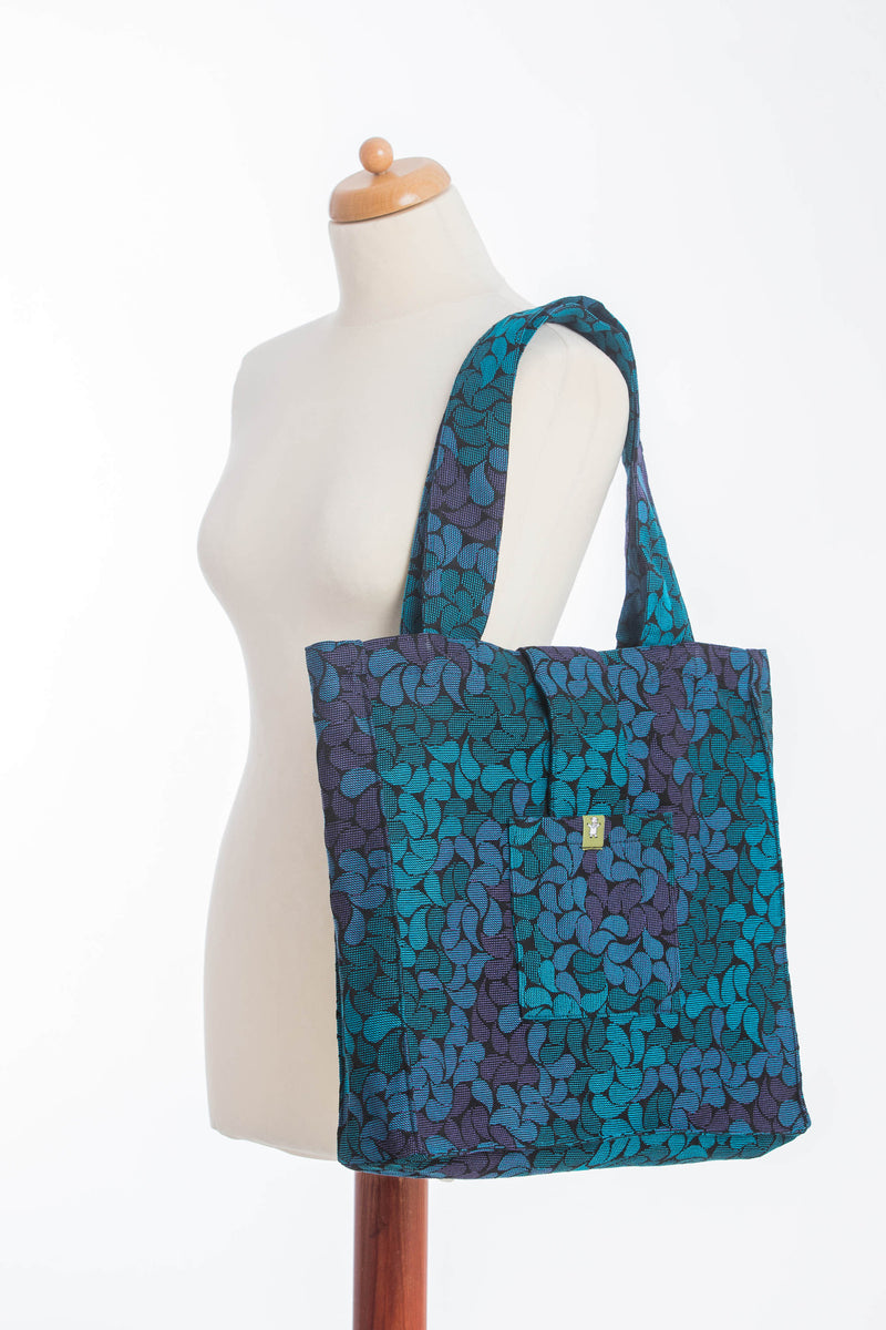 Lenny Lamb Colors of Night Shoulder Bag