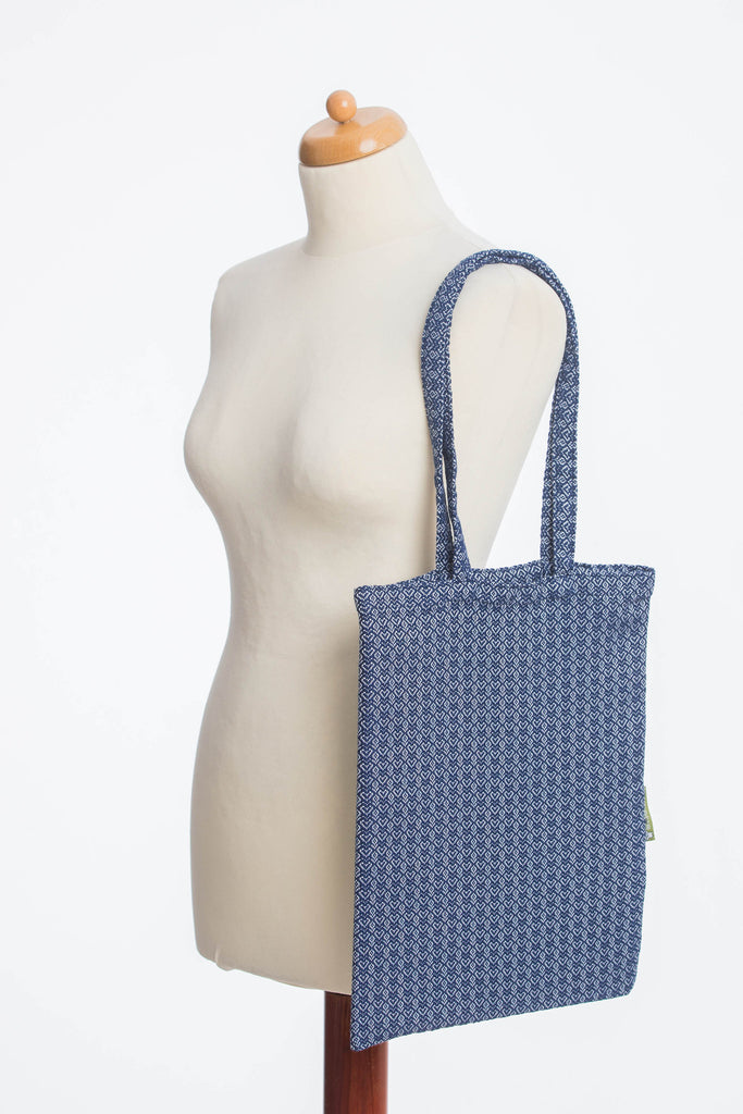Lenny Lamb Little Love Aqua Shopping bag