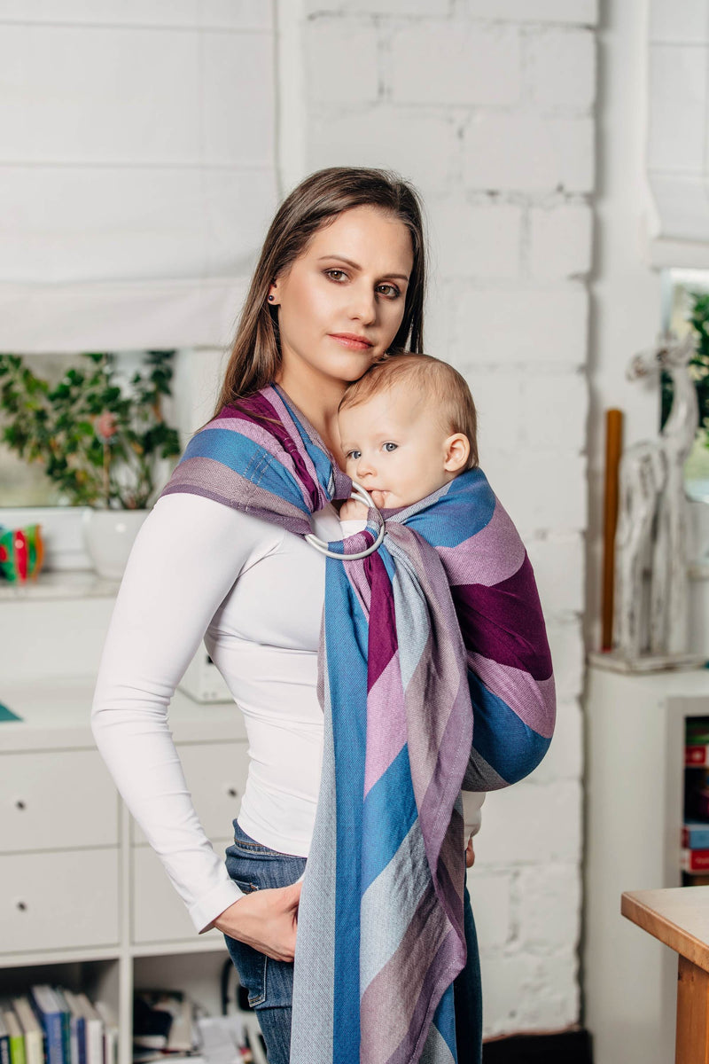 Lenny Lamb Norwegian Diamond Ring Sling