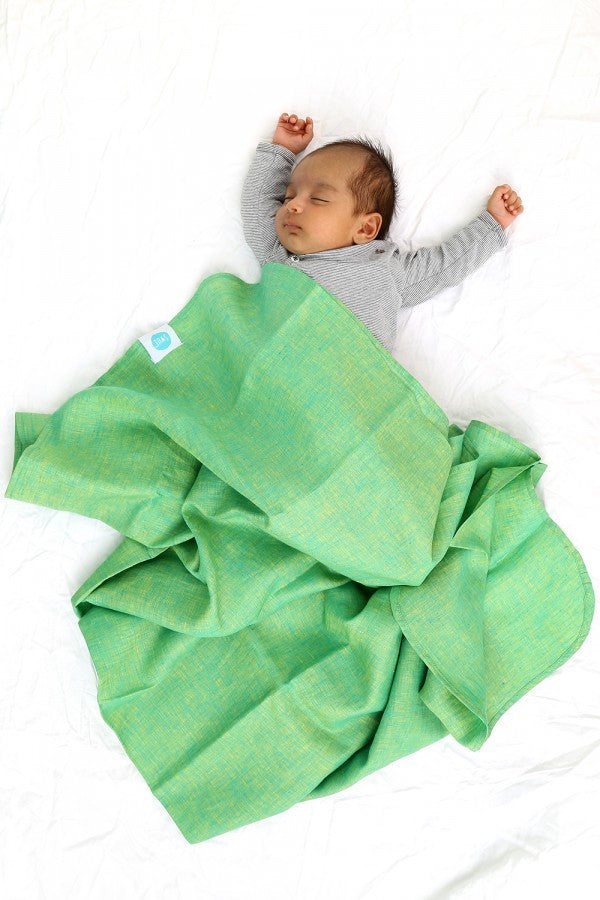Soul Slings Kiwi Snuggly Baby Blanket - IN TRANSIT