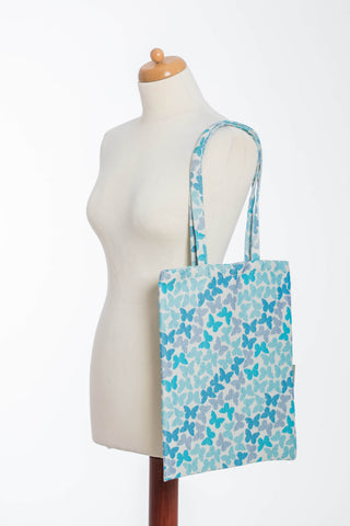 Lenny Lamb Butterfly Wings Blue Shopping bag