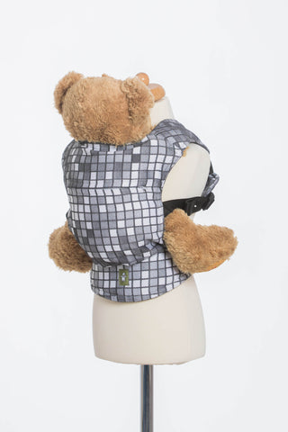 Lenny Lamb Mosaic Monochrome Doll Carrier