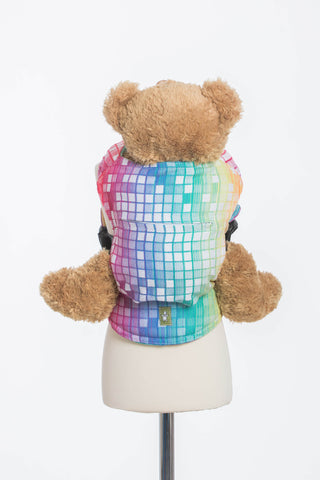 Lenny Lamb Mosaic Rainbow Doll Carrier