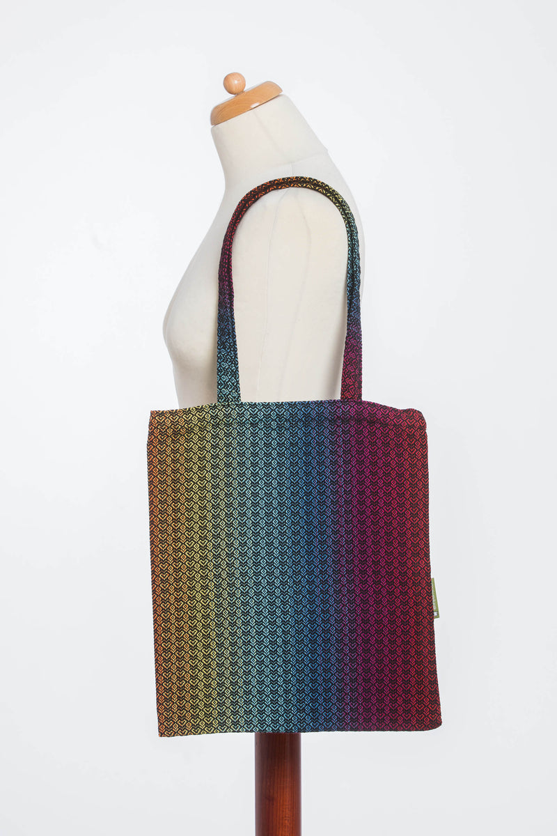 Lenny Lamb Little Love Rainbow Dark Shopping bag