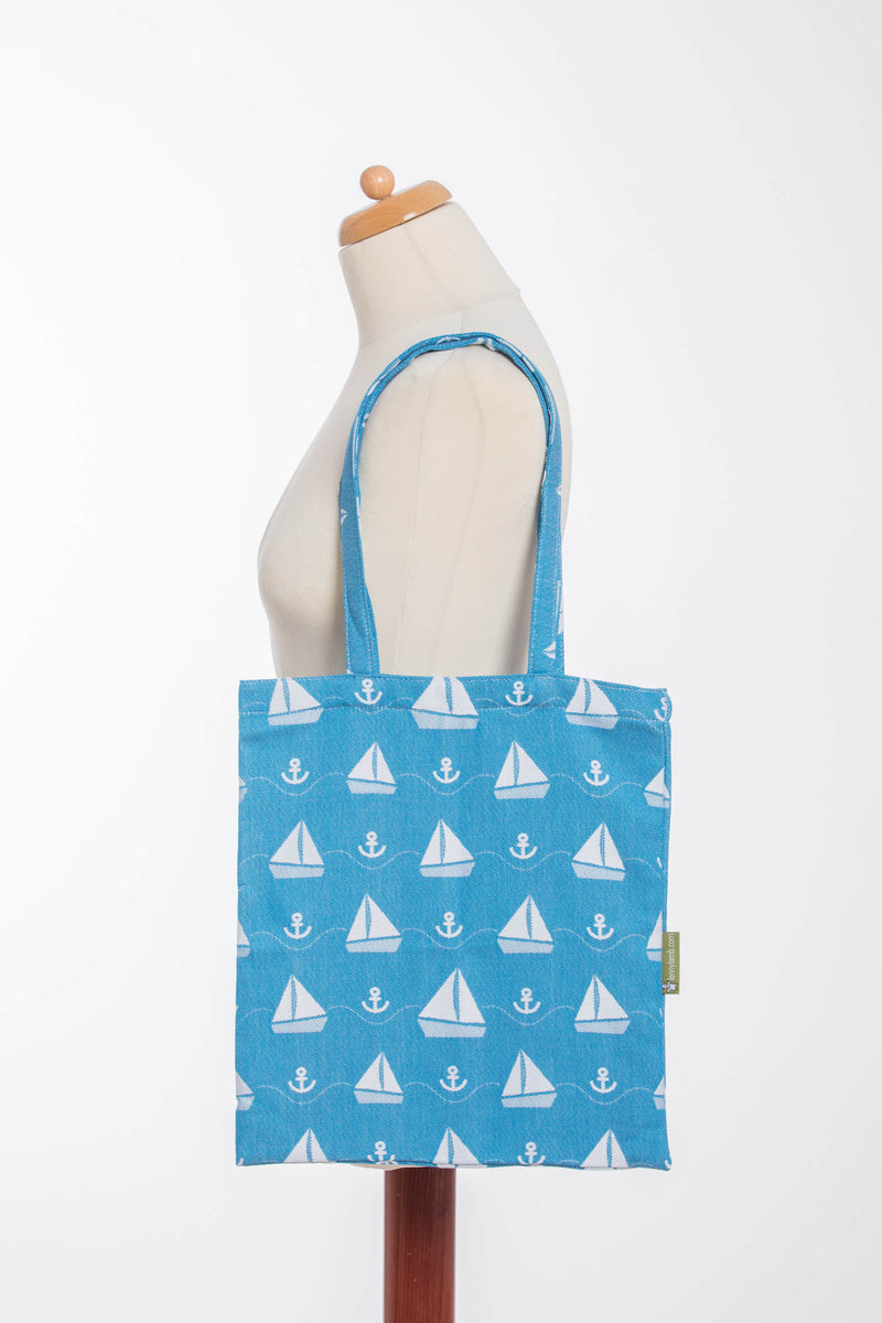 Lenny Lamb Holiday Cruise Shopping bag