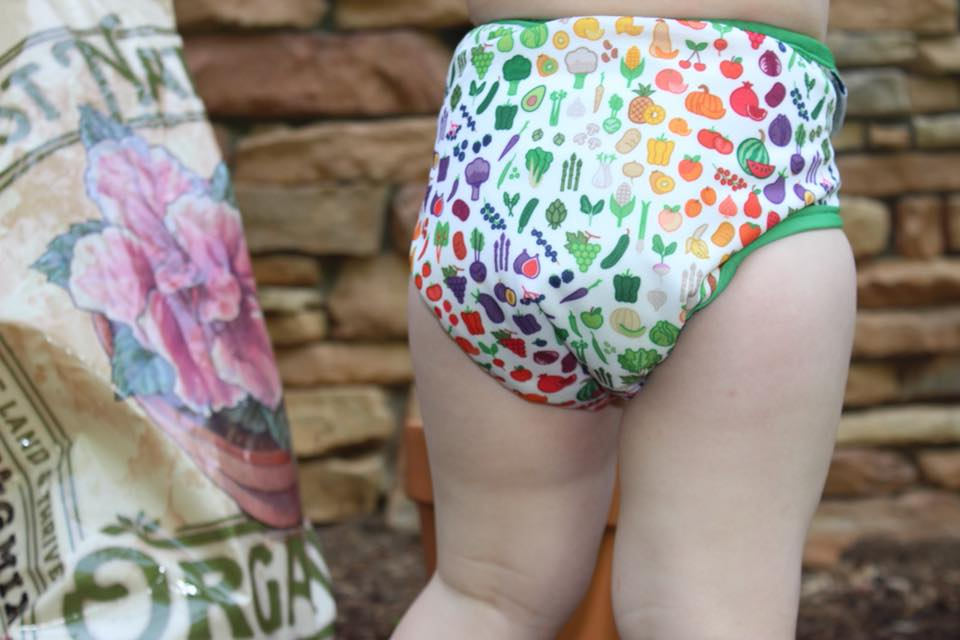 Best Bottoms BIGGER Cloth Diapers (SNAP)