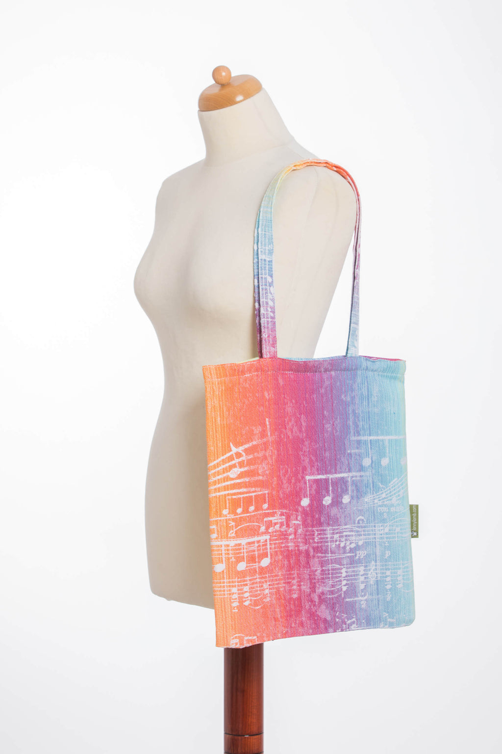 Lenny Lamb Symphony Rainbow Light Shopping bag