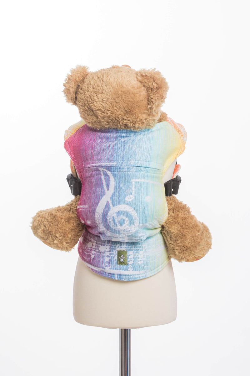 Lenny Lamb Symphony Rainbow Light Doll Carrier