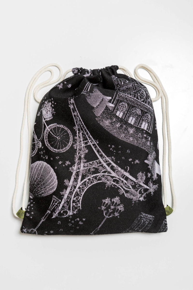 Lenny Lamb The City of Love at Night Sackpack