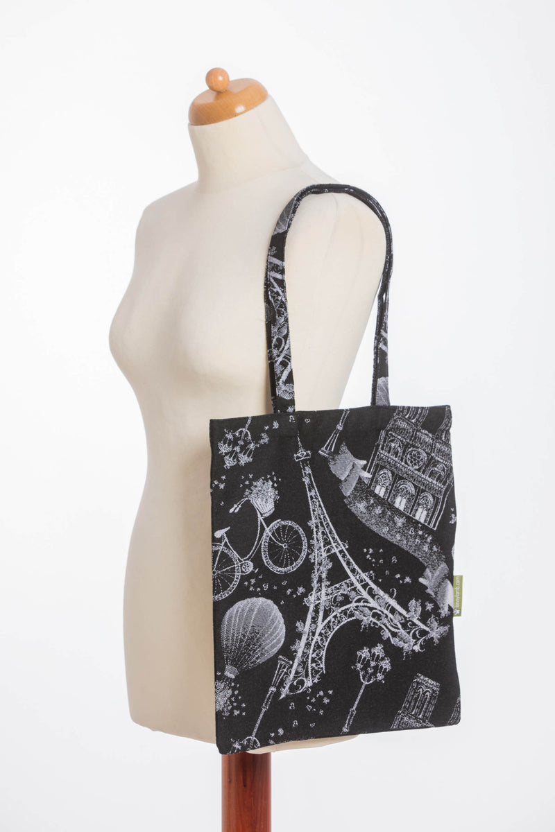 Lenny Lamb The City of Love at Night Shopping bag