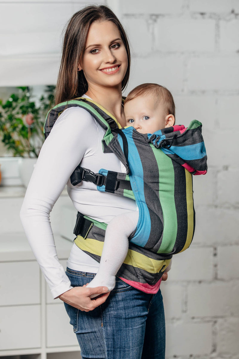 Lenny Lamb Twilight Ergonomic Full Buckle Carrier (bamboo blend)