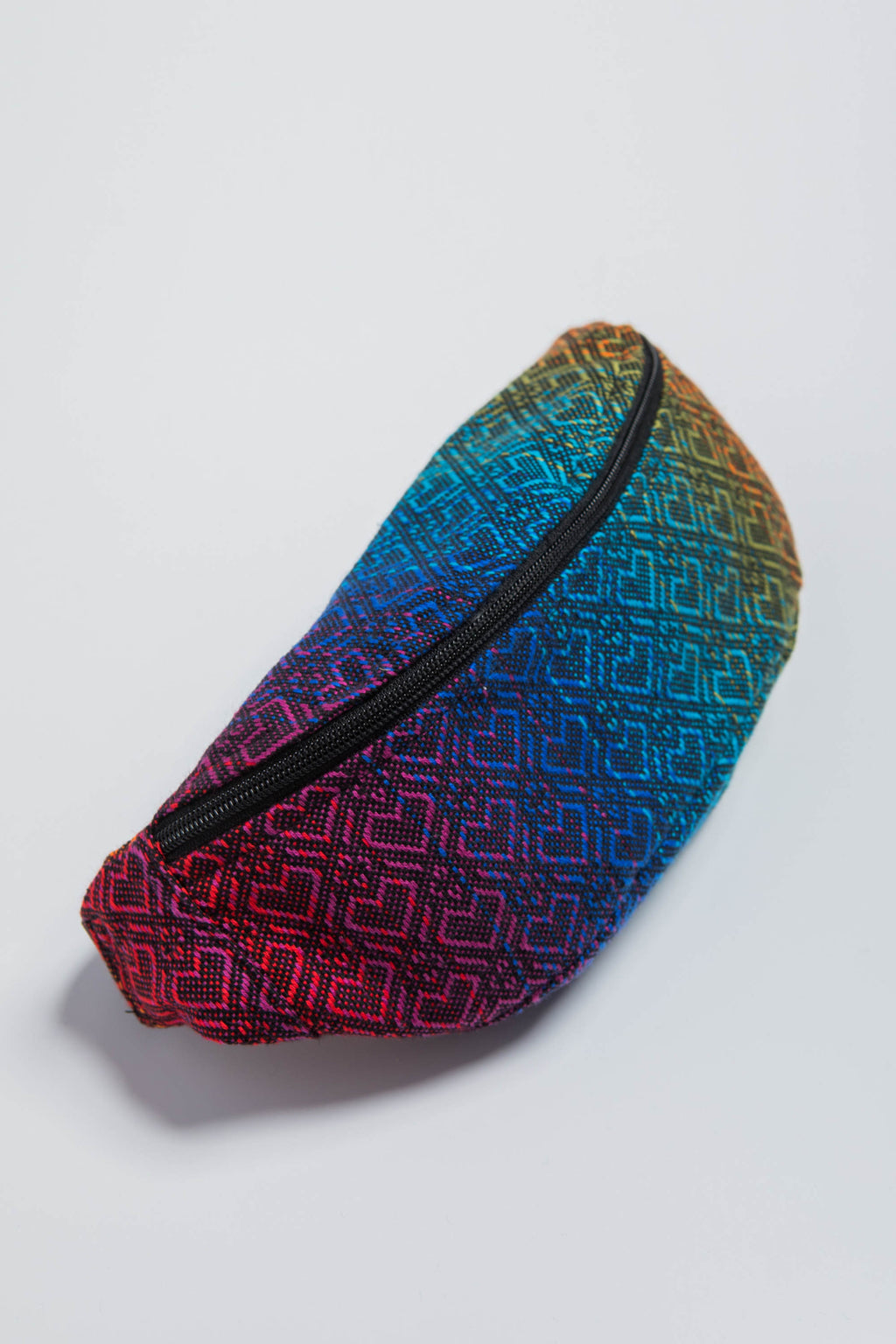 Lenny Lamb Big Love Rainbow Dark Waist Bag