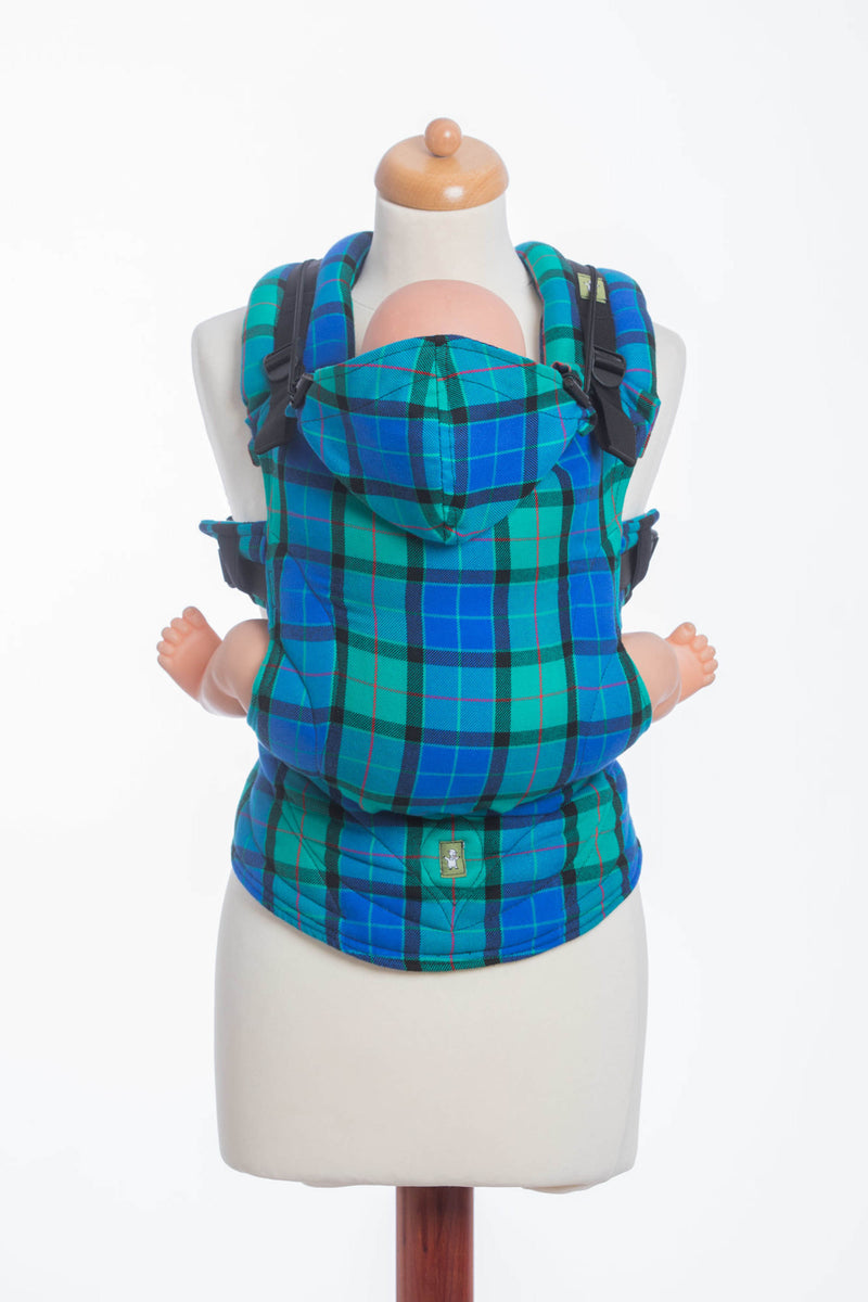 Lenny Lamb Countryside Plaid Ergonomic Full Buckle Carrier