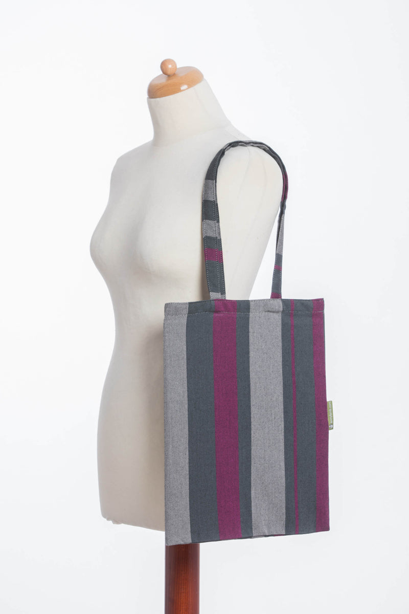 Lenny Lamb Smoky Fuchsia Shopping bag