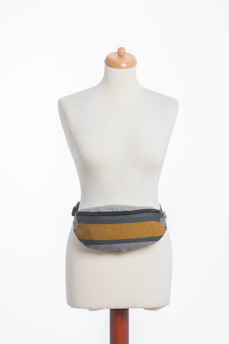 Lenny Lamb Smoky Honey Waist Bag