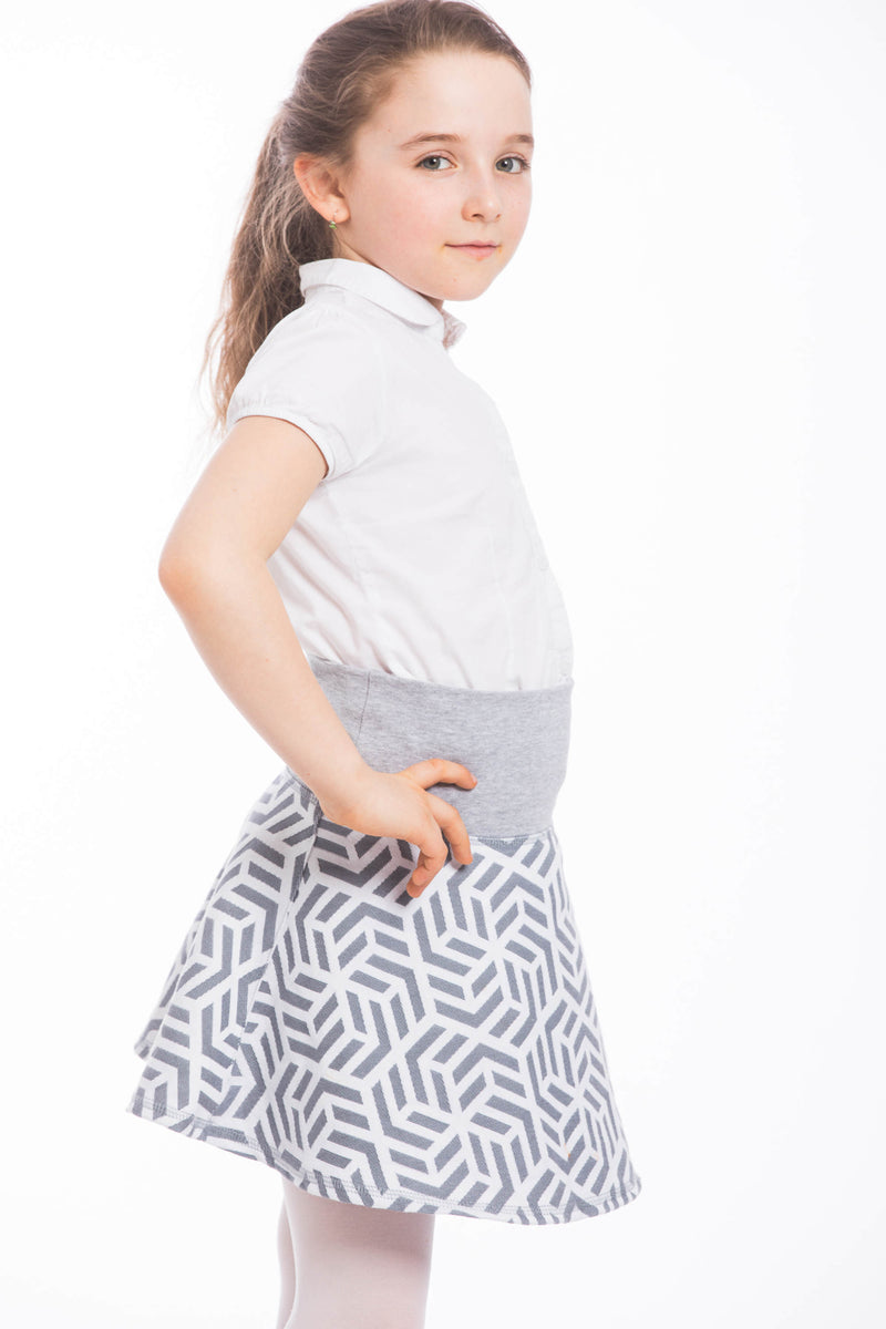 Lenny Lamb Childrens Skirt Pearl Lennyskirt