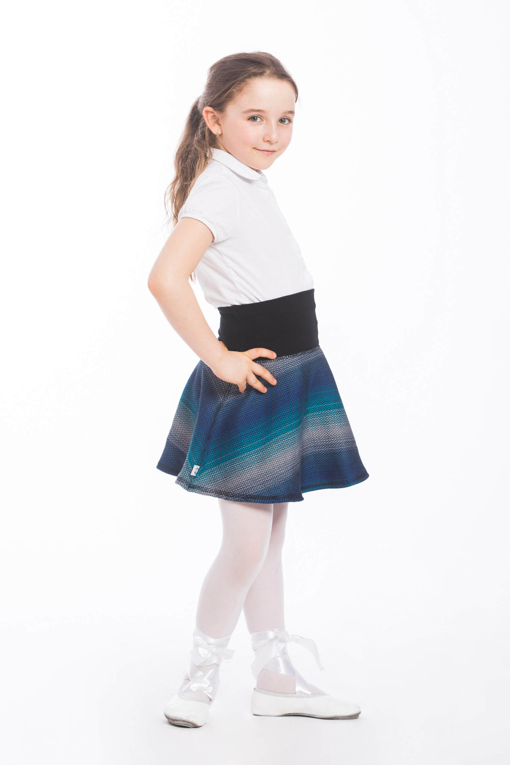 Lenny Lamb Childrens Skirt Illusion