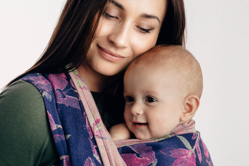 Lenny Lamb Secret Magnolia Babywearing Wrap - IN TRANSIT