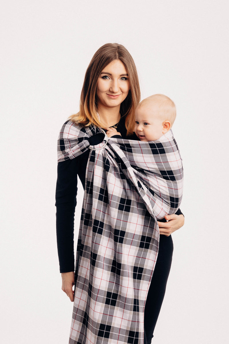 Lenny Lamb Arcadia Plaid Ring Sling
