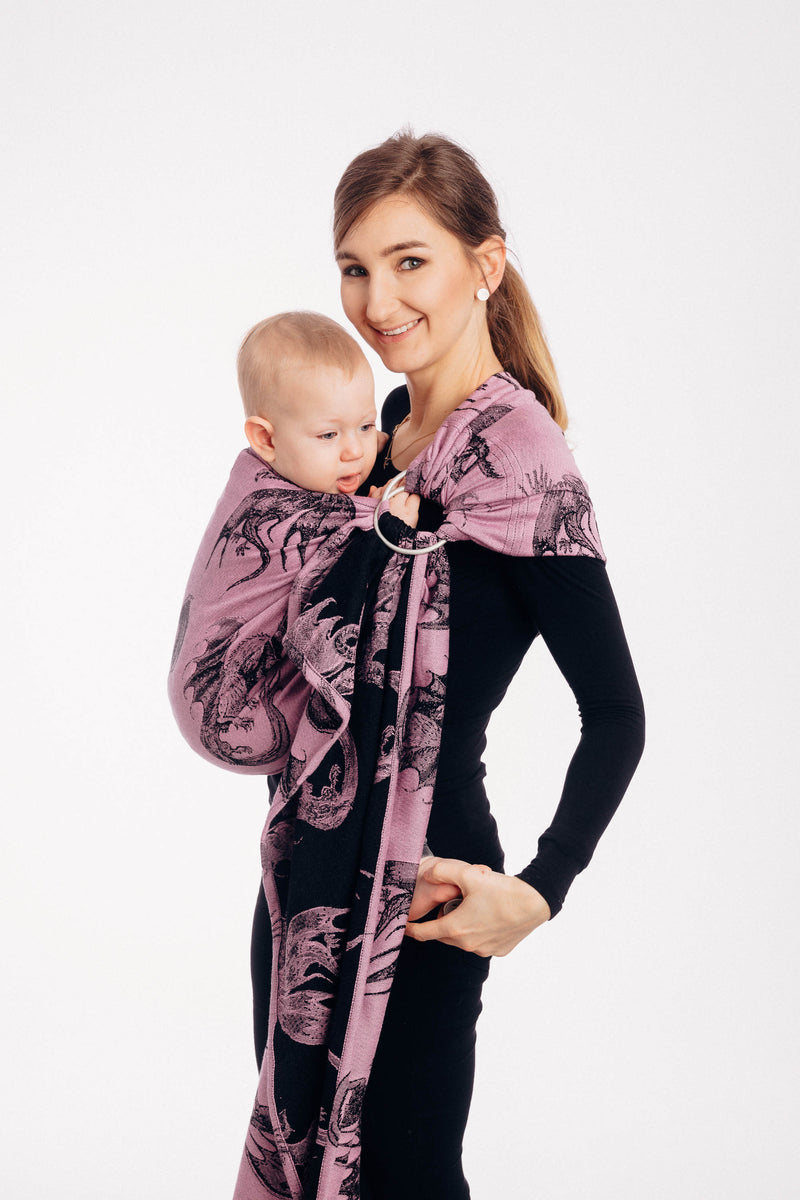 Lenny Lamb Dragon Fruit Ring Sling