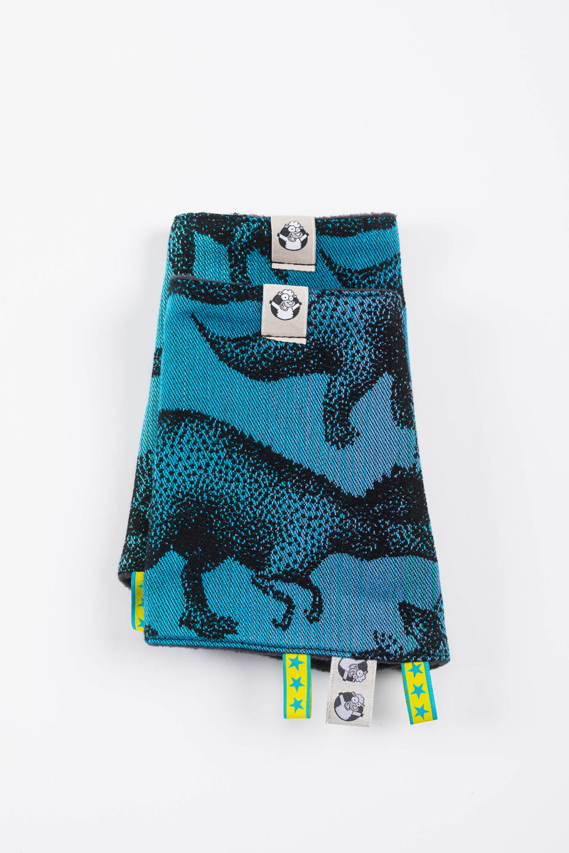 Lenny Lamb Jurassic Park Drool Pads and Reach Strap Set