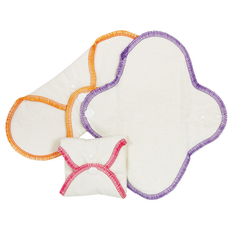 Imse Vimse Panty Liners Set of 3 (organic cotton)