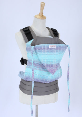 Wompat Soft Structured Carrier Kide Malva