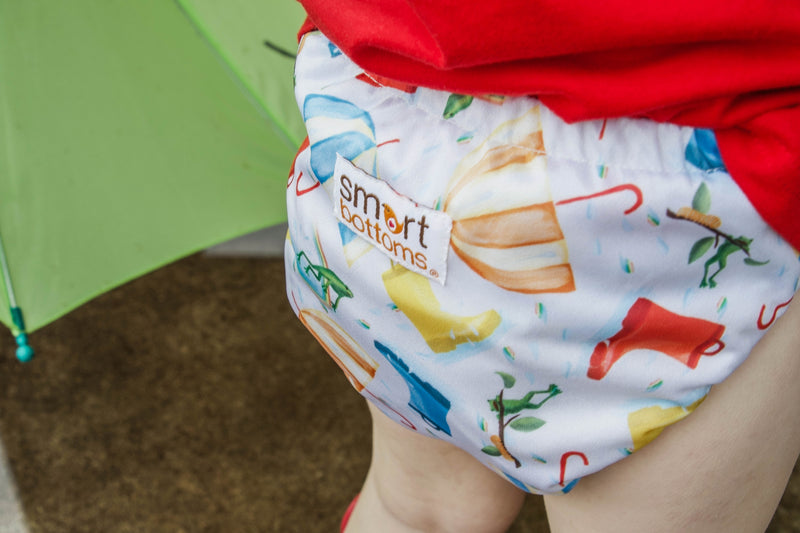 Smart Bottoms Dream Cloth Diaper 2.0 (no prep!) Rainy Days
