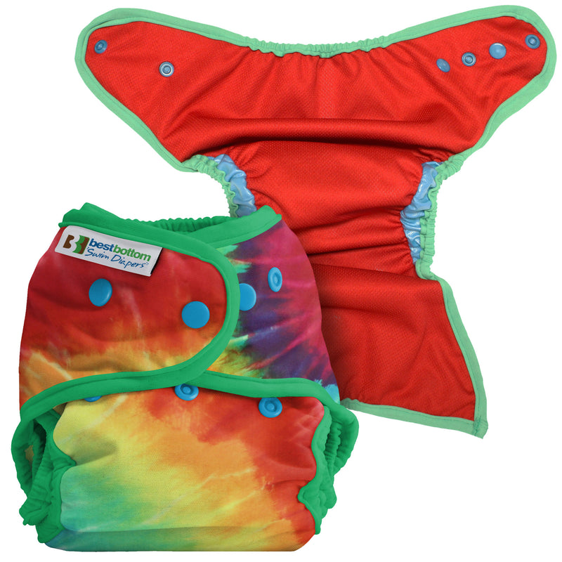 Best Bottoms Swim Reusable Diaper (SNAP)