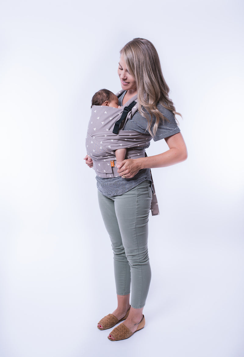 Tula Half Buckle Baby Carrier - Sleepy Dust