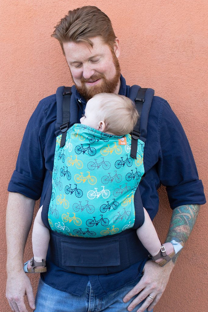 Tula Ergonomic Carrier Round and Round