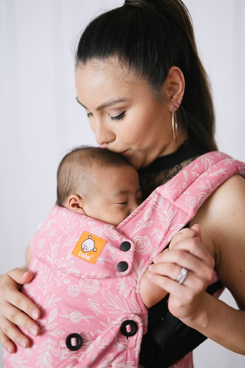 Tula Explore Baby Carrier - Bloom