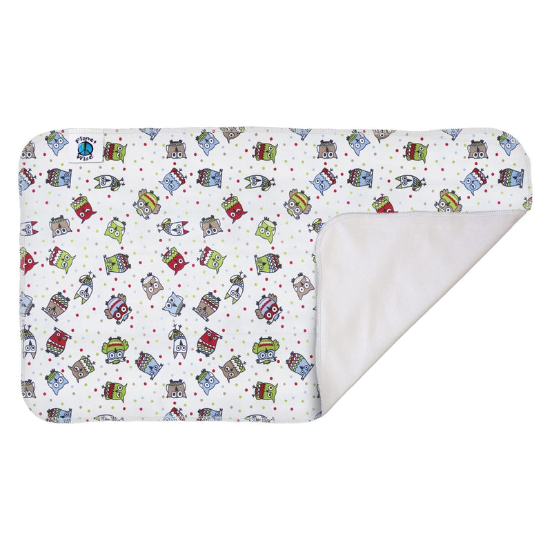 Planetwise Waterproof Diaper Changing Pad