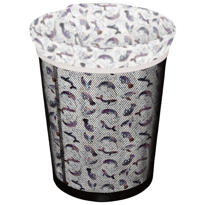 Planet Wise Reusable Trash Can Liners Celestial Seas