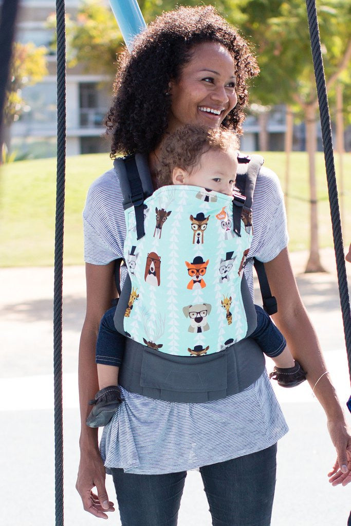 Tula Ergonomic Carrier Clever - IN TRANSIT