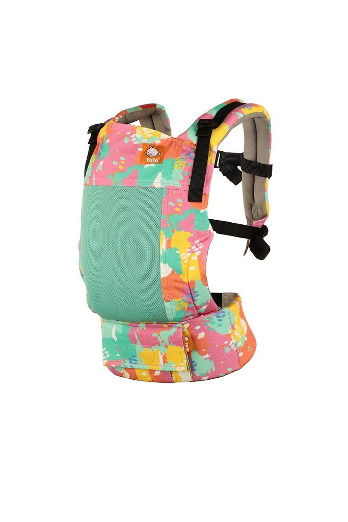 Tula Coast Free-to-Grow Baby Carrier - Oh Joy! Paint Palette