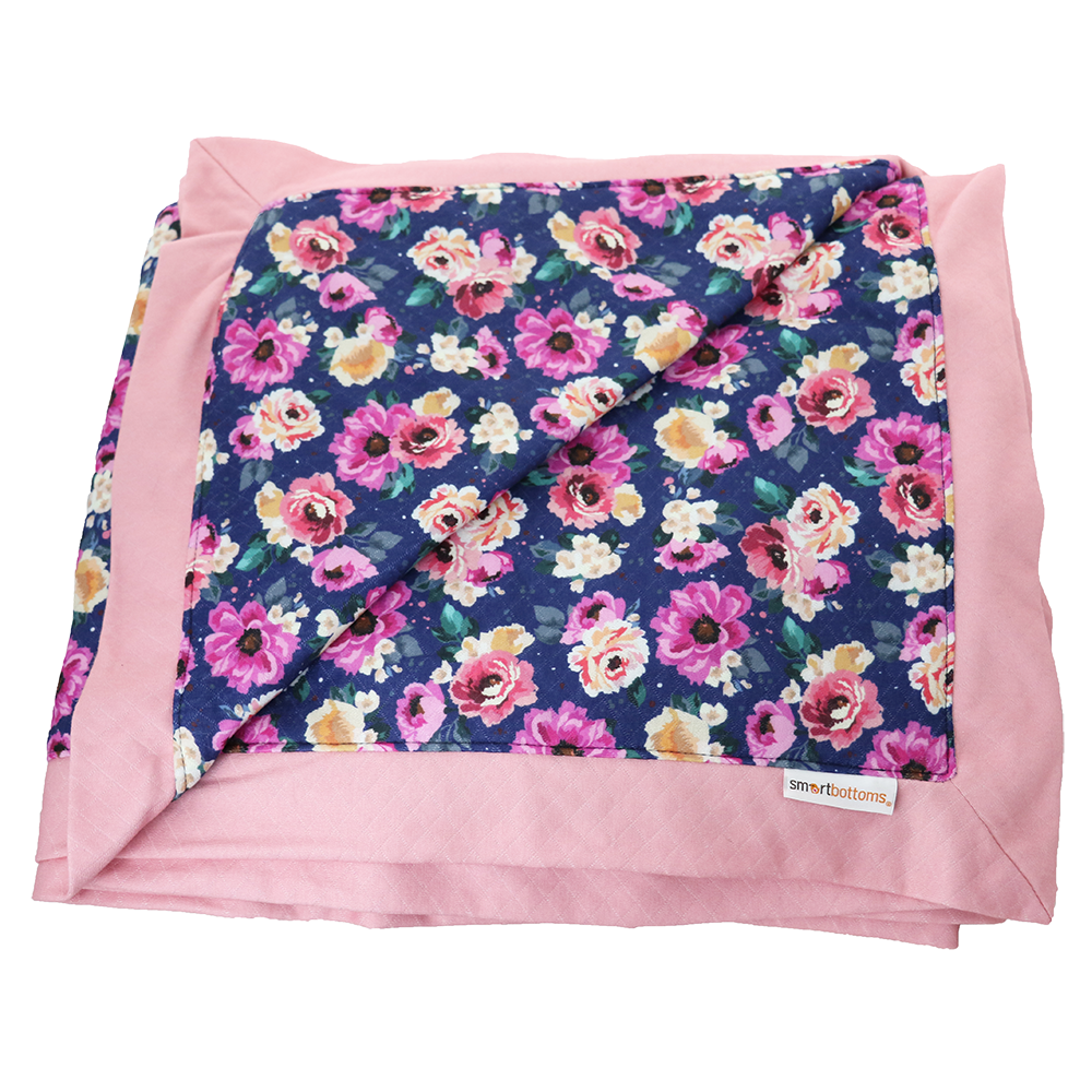 Smart Bottoms Snuggle Blanket Petit Bouquet