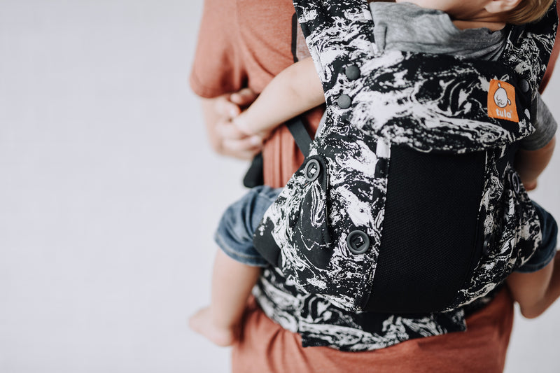 Tula Explore Baby Carrier - Coast Marble