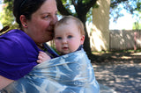 Smitten with Wovens Nimh - Justin baby wrap