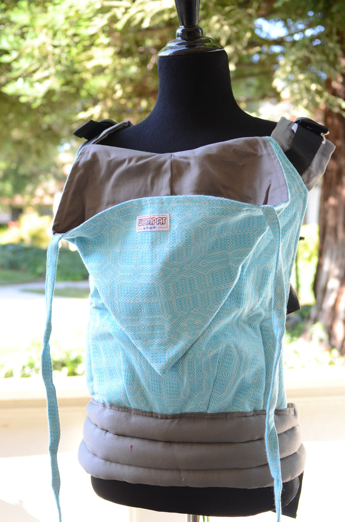 Wompat Soft Structured Carrier Kide Vesi