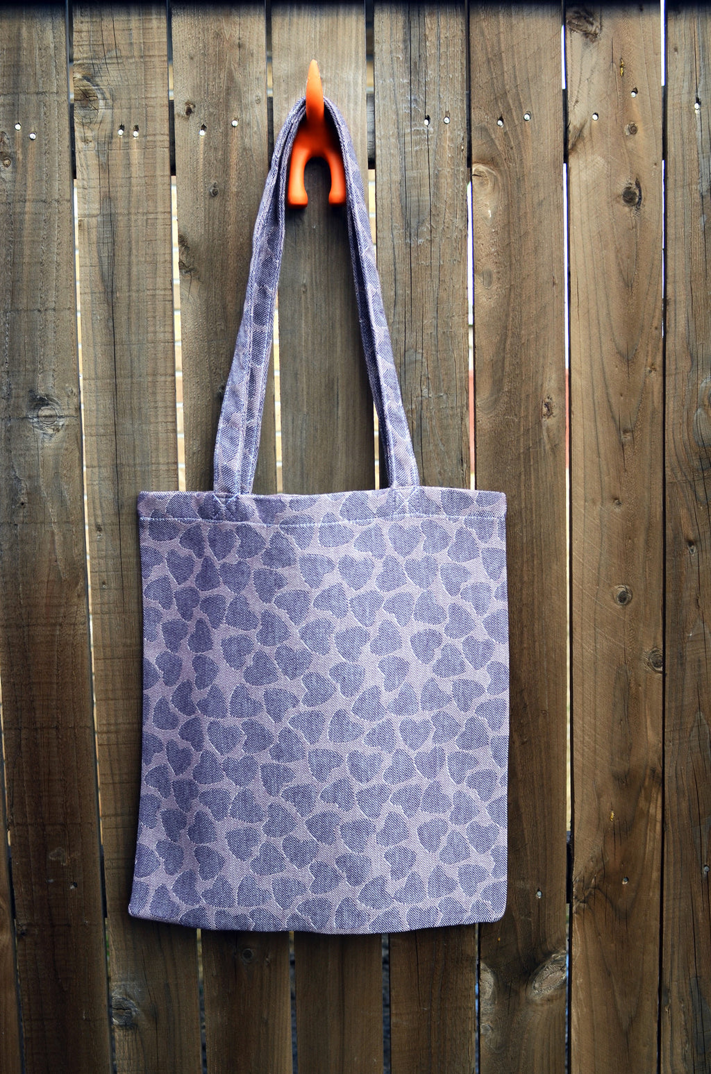 Smitten with Wovens Vena Cava - Lenae TOTE BAG