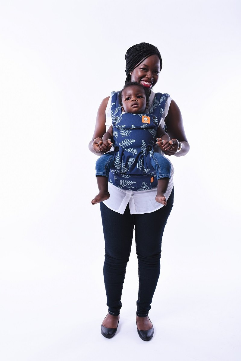 AVAILABLE 8/14 @  NOON CST - Tula Explore Baby Carrier - Everblue
