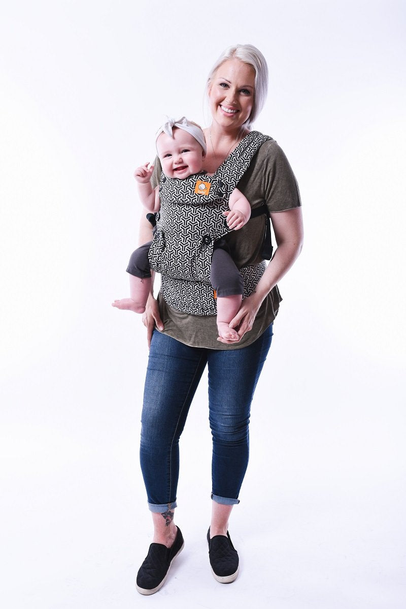 AVAILABLE 8/14 @  NOON CST - Tula Explore Baby Carrier - Forever