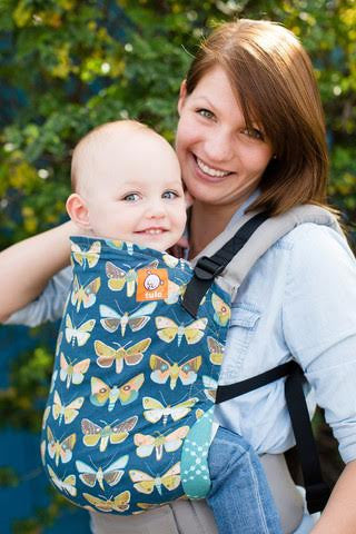 Tula Ergonomic Carrier GOSSAMER
