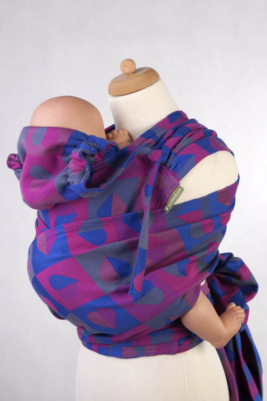 Lenny Lamb Heartbeat Wrap Tai (Cotton)