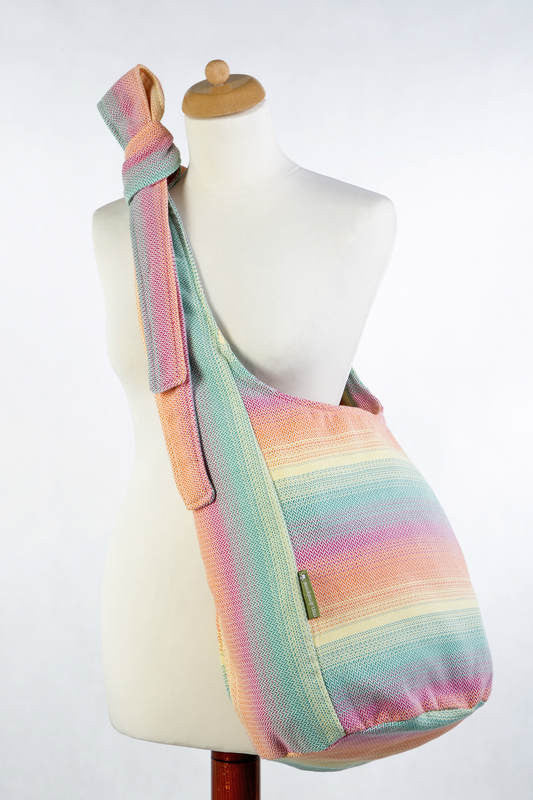 Lenny Lamb Hobo bag Little Herringbone Imagination